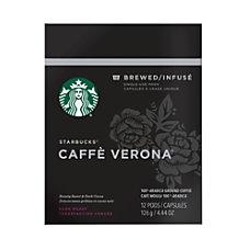 Verismo Caffe Verona Pods 2 Oz
