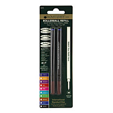 Monteverde Ceramic Rollerball Refills For Most