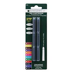 Monteverde Standard Size Fountain Pen Ink