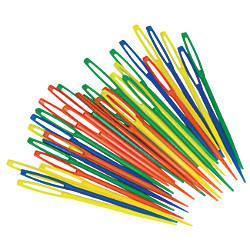 Roylco Childrens Plastic Lacing Needles 3