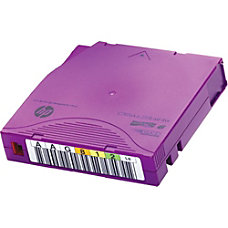 HP LTO 6 Ultrium 625TB MP