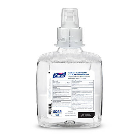 Purell® Healthcare Healthy Soap® Foaming Hand Soap Refill, 40.58 Oz