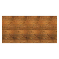 "Fadeless Shiplap Design Paper Roll - 48"" x 50 ft - 1 Roll - Woodgrain - Paper"