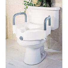 Guardian Signature Locking Raised Toilet Seat