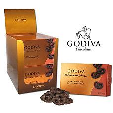 Godiva Chocolate Mini Pretzels 25 Oz