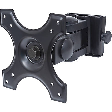 """Manhattan Adjustable Wall Mount - Supports one 13"""" - 22"""" Display up to 26 lbs - Meets VESA standards - Optimize Views with Tilt, Rotate and Side-to-Side Adjustments"""