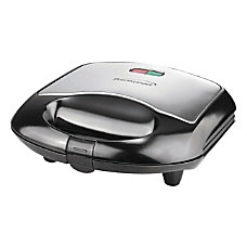 Brentwood Sandwich Maker Black