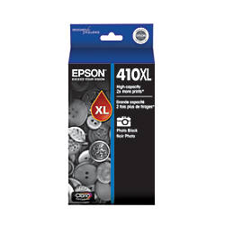 Epson 410XL High Yield Photo Black