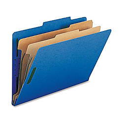 Nature Saver 2 Divider Classification Folders