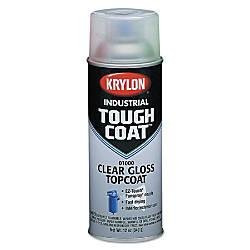 Krylon Tough Coat Acrylic Alkyd Enamel