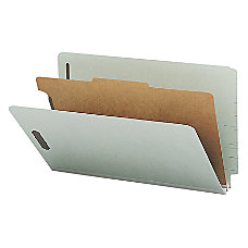 Nature Saver Standard Divider Classification Folders