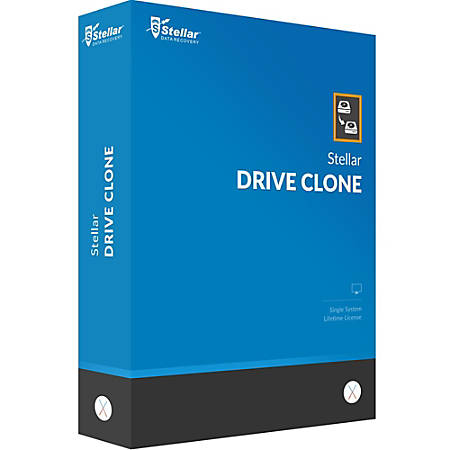 Stellar Drive Clone (Mac), Download Version