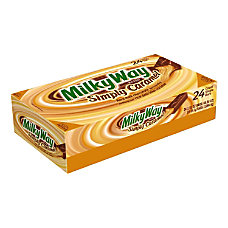 Milky Way Simply Caramel Milk Chocolate
