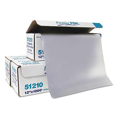"GEN Standard Utility Wrap Roll, 12"" x 1,000', White"
