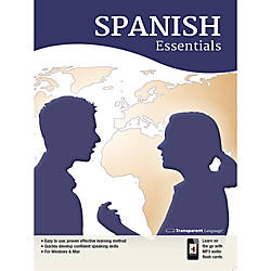 Transparent Language Spanish Essentials for Mac