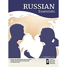 Transparent Language Russian Essentials for Mac