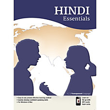 Transparent Language Hindi Essentials Download Version