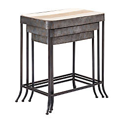 Zuo Modern Multicolor Tables Rectangle Antique