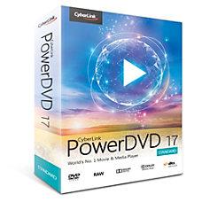 CyberLink PowerDVD 17 Standard Windows Download