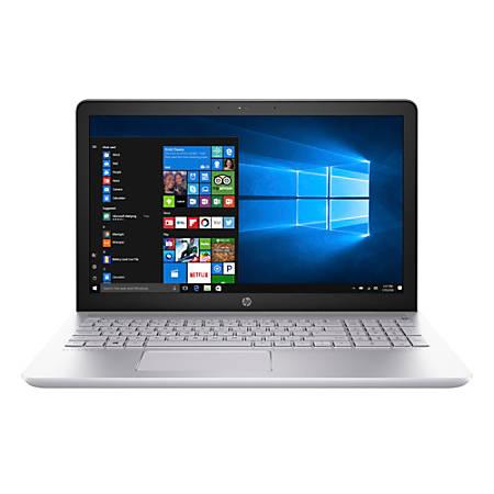 "HP Pavilion 15-cc063nr Laptop, 15.6"" Touch Screen, 7th Gen Intel® Core™ i3, 8GB Memory, 1TB Hard Drive, Windows® 10 Home"