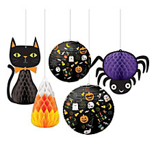Amscan Paper Halloween Hanging Bouquet Multiple