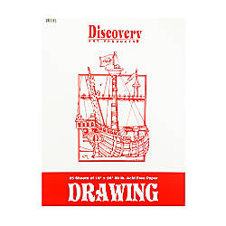 Discovery Drawing Pads 18 x 24