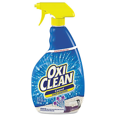 OxiClean™ Carpet Spot And Stain Remover, 24 Oz, Pack Of 6 Bottles