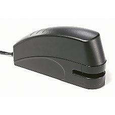 X ACTO Personal Electronic Stapler Black