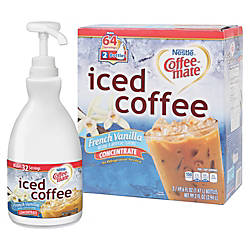 Coffee Mate French Vanilla Iced Coffee