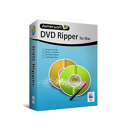 Aimersoft DVD Ripper for Mac Item # 465923