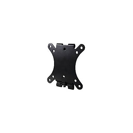 """OmniMount OC40F Wall Mount for Flat Panel Display - Black - 13"""" to 37"""" Screen Support - 40 lb Load Capacity"""