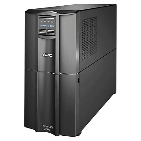 APC by Schneider Electric Smart-UPS SMT3000I 3000 VA Tower UPS