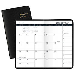 AT A GLANCE 24 Month Planner