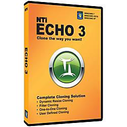 NTI Echo 3 Download Version