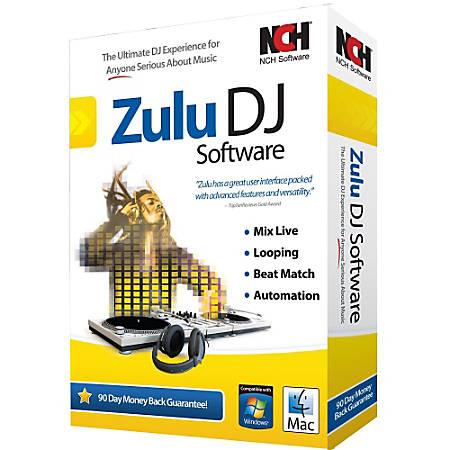 Zulu DJ Software, Download Version