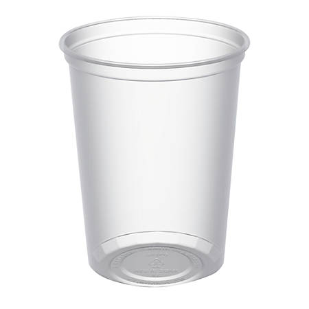 Anchor Packaging MicroLite® Deli Tubs, 1 Qt, Clear, Carton Of 500 Tubs