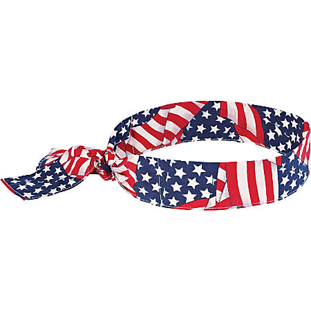 Chill-Its Evaporating Cooling Bandana - 1 Each