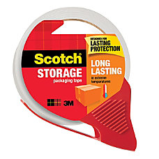 Scotch Long Lasting Storage Packaging Tape