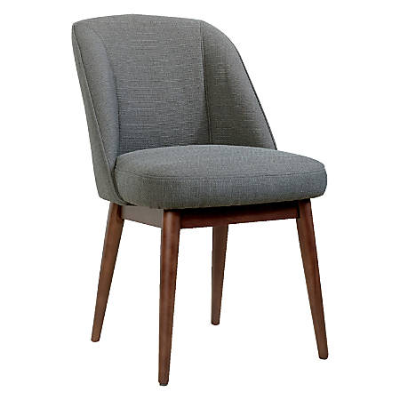 Sauder® Select Luna Accent Chair, Gray/Brown
