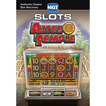 IGT Slots Aztec Temple, Download Version