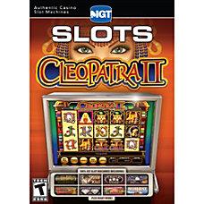 IGT Slots Cleopatra II Download Version