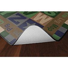 Flagship Carpets ABC Words Rug 6