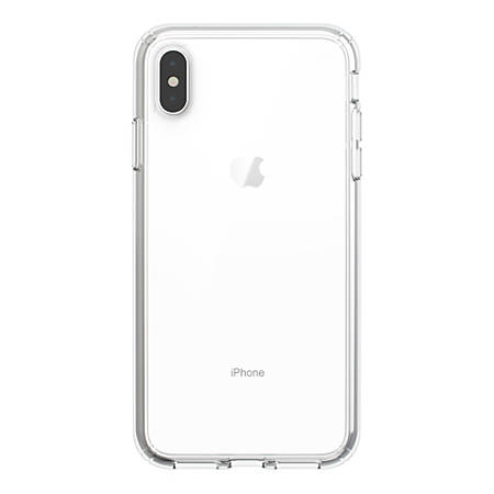 Speck Presidio Case For iPhone® XS Max, Clear, 119392-5085