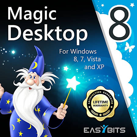 Magic Desktop 8 - 1 Year License, Download Version