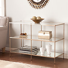 Southern Enterprises Knox Console Table Rectangle