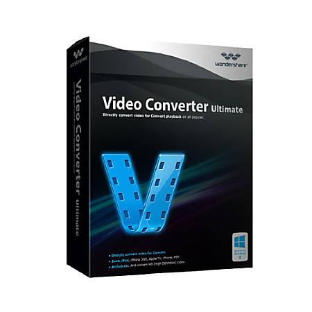 Resultado de imagen de Wondershare Video Converter Ultimate