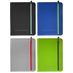 Zippered Padfolio 13 12 H x