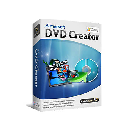 Aimersoft DVD Creator, Download Version