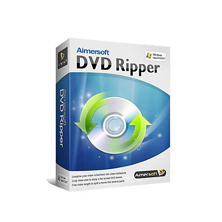 Aimersoft DVD Ripper, Download Version