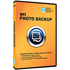NTI Photo Backup Download Version